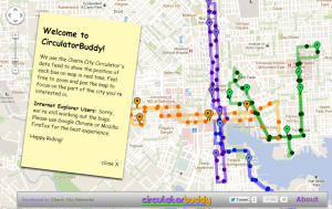 CirculatorBuddy   Real Time Charm City Circulator Bus Tracker   Baltimore Maryland
